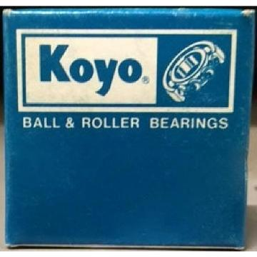 KOYO JTT-87 Needle Roller Bearingd Drawn Cup, Open End, Double Sealed, Steel ...