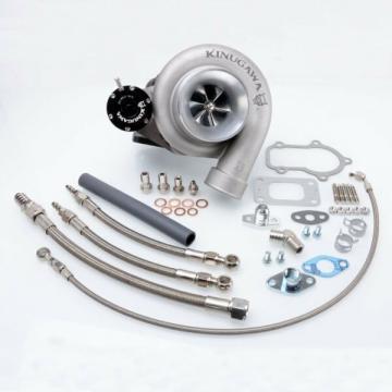 Kinugawa TOYOTA 1JZ-GTE GT3582R Ball Bearing Turbocharger w/ AR.82 T3 Internal