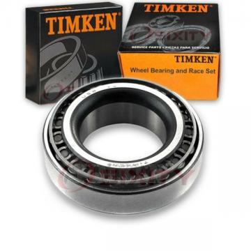 Timken Front Inner Wheel Bearing & Race Set for 1979-1980 GMC P1500  xe
