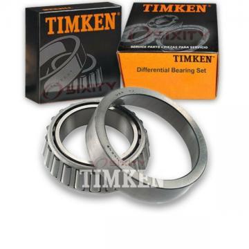 Timken Rear Differential Bearing Set for 1996 GMC Savana 3500  nt