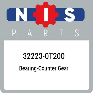 32223-0T200 Nissan Bearing-counter gear 322230T200, New Genuine OEM Part