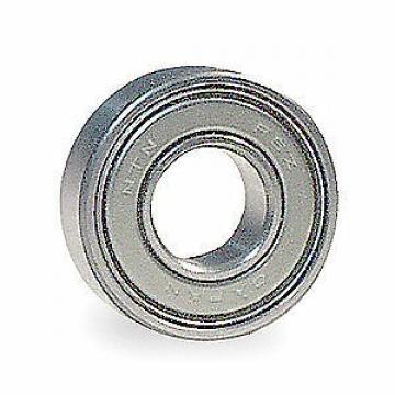 NTN Radial Bearing,Double Shield,7mm Bore, 607ZZC3/1K