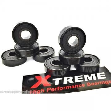 16 pack abec 9 xtreme high performance bearings scooter skateboard +
