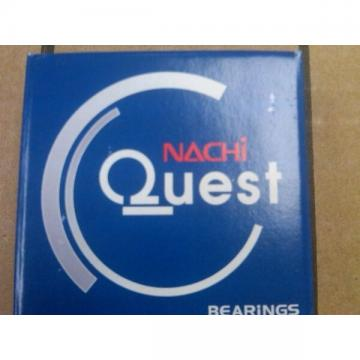 7317BMU Nachi Angular Contact Ball Bearing  85mmx180mmx41mm