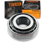 Timken Front Outer Wheel Bearing & Race Set for 1968-1974 GMC C15/C1500 jl